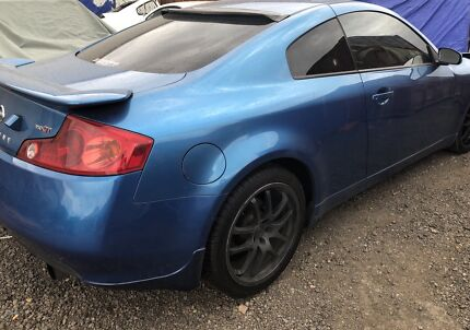 Dismantling Nissan Skyline V35 350GT COUPE -VQ35DE All Parts Available Craigieburn Hume Area Preview