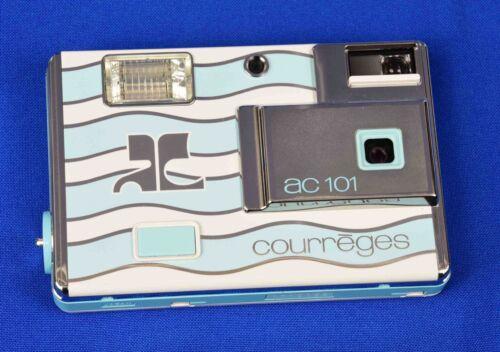 Vintage Courreges Minolta Disc Camera Outfit Original Box Looks Unused