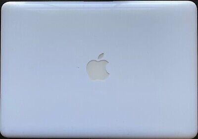 Apple MacBook 2.40GHz Core 2 Duo 250GB HDD 2GB RAM 13-inch Mid 2010 Yosemite