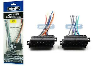 STEREO CD PLAYER AFTERMARKET RADIO WIRING HARNESS ADAPTER SELECT VOLVO (70-1120)