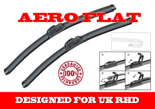 LEXUS LS Series 2001-Onwards BRAND NEW FRONT WINDSCREEN WIPER BLADES 24