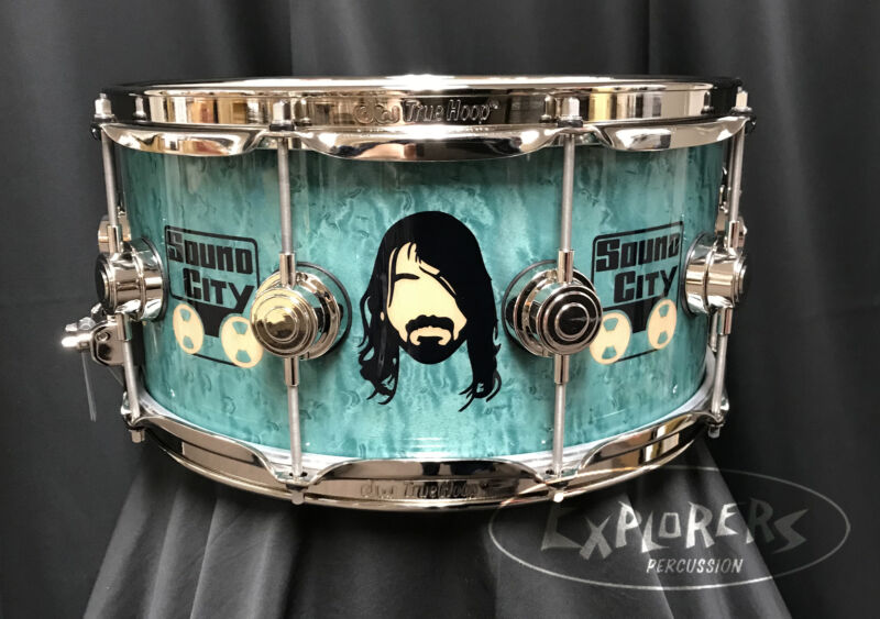 DW Dave Grohl Icon Snare drum