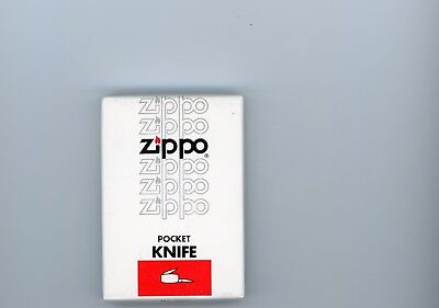 New In Box  Caterpillar Tractor Company Build Your Future Zippo Pocket Knife