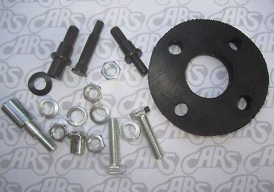 1965 Chevrolet Corvette Steering - 1963-1981 Corvette Steering Coupler Repair Kit Rag Joint Disc Kit. Free Shipping
