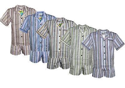 Baumwolle Mischung Anzug (Herren Baumwollmischung Schlafanzug durchgeknopft in Verschiedene Farben Bnnc4)