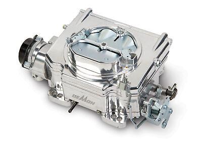 All New Demon Carburetion Street Demon 625 Cfm Carburetor Aluminum Finish 1900