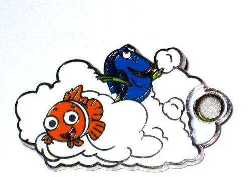 Retired Disney Pin ✿ Finding Nemo Friend Cloud Mystery Dory Dreams Come True