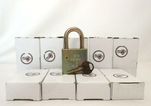 5 NEW American Lock Series 5200 Padlocks ~ All Keyed Alike ~ NEW