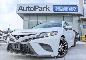 2018 Toyota Camry SE SUNROOF | HEATED SEATS | TOYOTA SAFETY S...