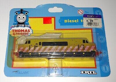 Thomas & Friends Diesel 10 Die-cast Train 2002 ERTL Gullane Britt Vehicle SEALED