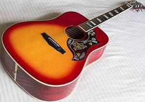VINTAGE Ibanez Concord RARE 1979 Maple Acoustic Guitar Oakleigh South Monash Area Preview