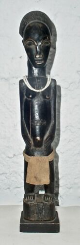 OLD BAULE FEMALE SPIRIT SPOUSE EX SOTHEBYS