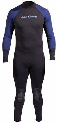 Wetsuit 1MM XL New Unisex Full Suit Scuba Surf Snorkel Dive  #011