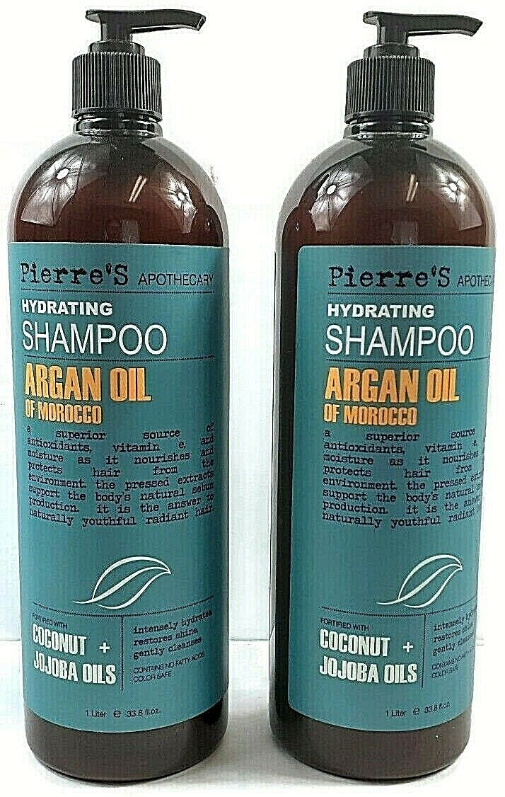 2 pierre s apothecary argan oil hydrating