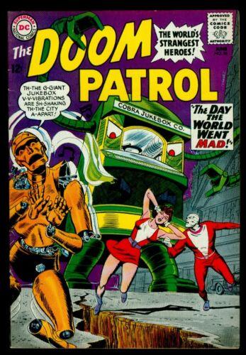 DC Comics The DOOM PATROL #96 FN/VFN 7.0