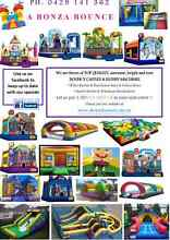 Perths Best Bouncy Castle hire - Best castles water slides & more Byford Serpentine Area Preview