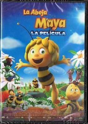 La Abeja Maya. La Película. DVD