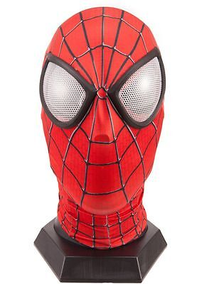 US SHIP Spider-Man 2 mask 3D Digital printing hood Spiderman Masks Faceshell
