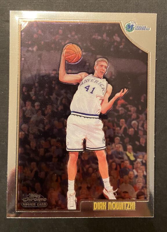 Dirk nowitzki 2001//02 Upper Deck Inspirations baloncesto Walker