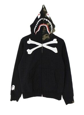 Bape x Mastermind Japan Full zip hoodie US Men's Size XL w Tags