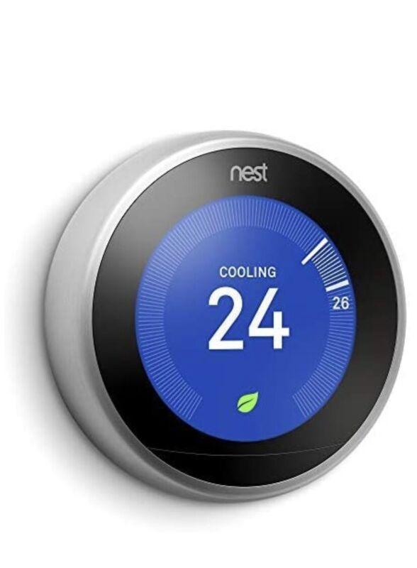 google nest thermostat 3rd generation A