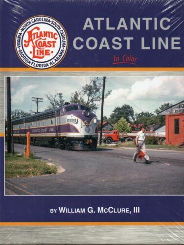 Atlantic Coast Line in Color