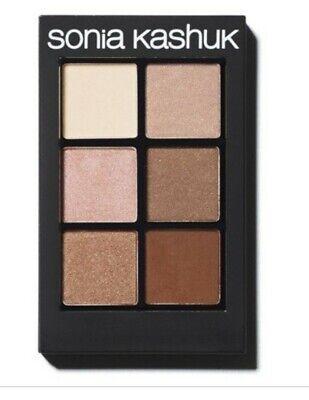 Sonia Kashuk Eye Shadow Palette Perfectly Neutral #10--6 shades--NEW/SEALED (Eye Shadow Neutral Palette)