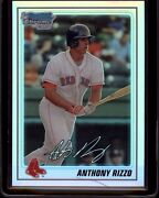 2010 Bowman Chrome Anthony Rizzo