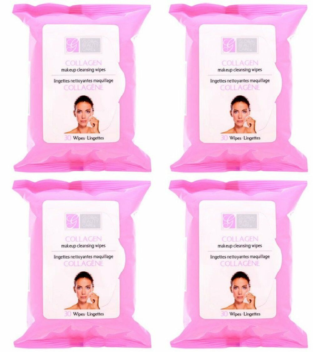 Retinol Anti-aging Makeup Cleansing Wipes, 4-pk (120 Wipes) Anti-Aging Products