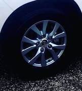 Landcruiser Sahara 18 inch wheels and tyres. 2018 model. Ormeau Gold Coast North Preview