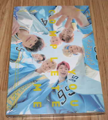 ONF YOU COMPLETE ME 2nd Mini Album K-POP CD + 2 PHOTO CARD SEALED