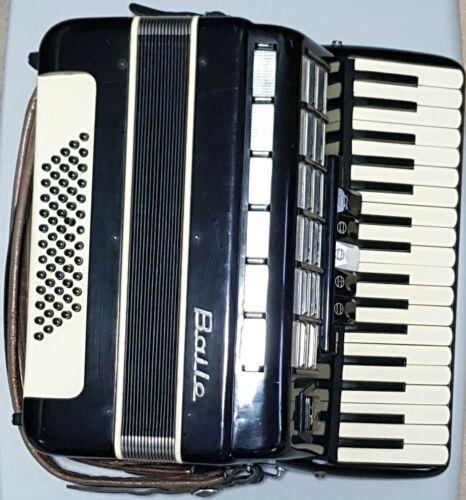 Baile Piano Accordion 60 bass in good condition (no case)
