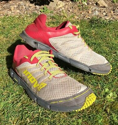 Inov8 Road X-treme 220 Running Shoes Trainers UK Size 11.5 Purple Grey