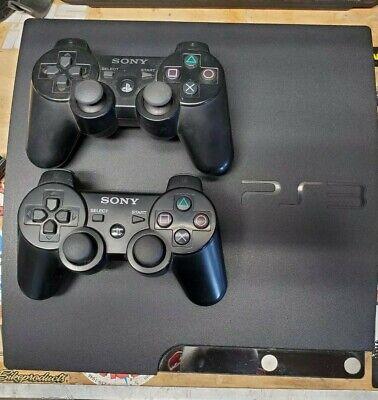 Sony Playstation PS3 Slim 120GB CECH 2001A
