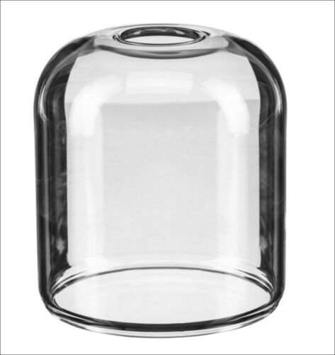 Hensel Integra protective glass dome.  Uncoated