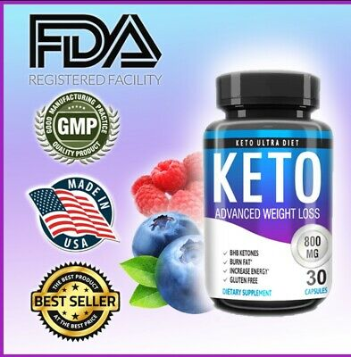 Keto BURN Pills, Fast Action Best  Quality & Price, Boost Energy
