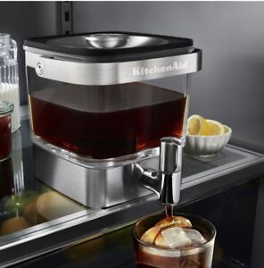 ** NEW  ** KitchenAid 28oz Cold Brew Coffee & Tea Maker