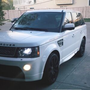 RANGE ROVER SPORT AUTOBIOGRAPHY (SUPERCHARGED) 2012 FULLY LOADED