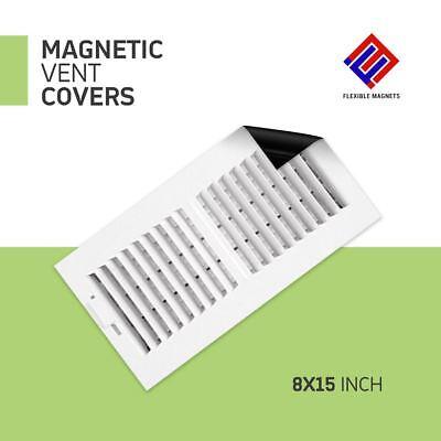 Magnetic Register Vent Cover - 8