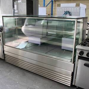 Koldtech 2000 Square Glass Refrigerated Display Cabinet Dandenong Greater Dandenong Preview