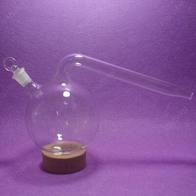 Retort 1000mlglass Flasklab Glasswarelab Pasteur Flask