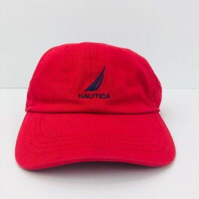 Nautica Strapback Ball Cap NS83
