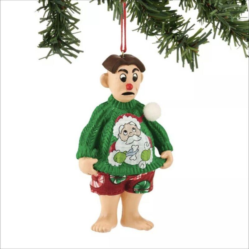 Dept 56 Hasbro Operation Ornament #405176 Christmas Boy Oh Boy 2016 Retired