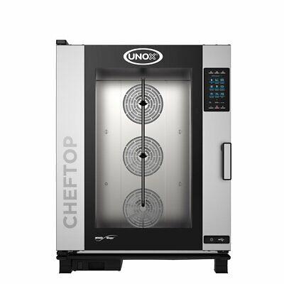 Unox Xavc-10fs-gpr Gas Combi Oven