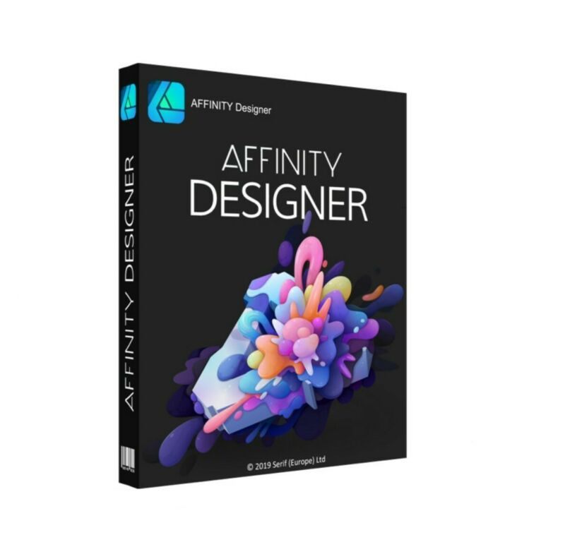 Serif Affinity Designer 1.8.4.693 With Activator - Instant Delivery