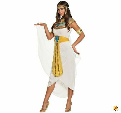 Damen Kostüm Antike Ägypterin Cleopatra Anuket Gr. 36-46 - Cleopatra Kostüm