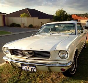1966 Ford Mustang Coupe Hocking Wanneroo Area Preview