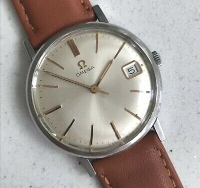 Omega Genevè 1966 - Vintage Swiss Watch