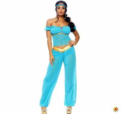 Damen Kostüm Jasmin arabische Prinzessin 1001 Nacht Gr. - Arabische Nacht Kostüme