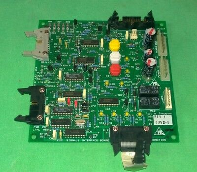 Rapiscan 0352-1 Signals Interface Board For 519 X-ray Scanner 2585